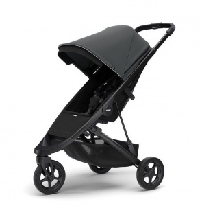 THULE Wózek spacerowy   Spring Black Shadow Grey